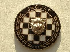 PIN´S JAGUAR - LOGO DOUBLE MOULE - Jaguar