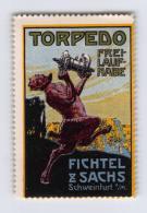 Torpedo Freilaufnabe - Fichtel & Sachs Schweinfurt - Erinnophilie