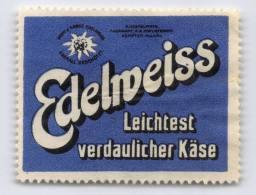 Edelweiss - Leichtest Verdaulicher Käse - Cinderellas