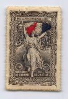Comité Patriotique Français Buenos Aires - 1915 - Erinnophilie