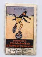 Kugelfabrik Fischer - Schweinfurt - Erinnophilie