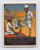 P.H. Inhoffen Bohnenkaffee - Bonn Berlin - Erinnophilie