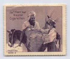 Nestor Cigaretten - Erinnophilie