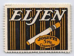 Eljen - Josetti Cigarette - Erinnophilie
