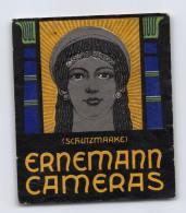 Ernemann Cameras - Erinnophilie