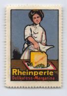Rheinperle Delikatess-Margarine - Erinnophilie