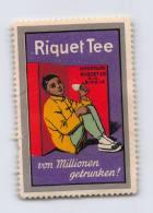 Riquet Tee - Leipzig - Erinnophilie