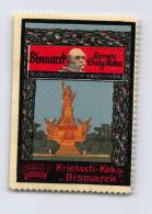 Krietsch-Keks Bismarck - Erinnophilie