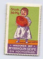 Myrrholin-Seife - Erinnophilie