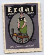 Erdal Schuhcreme - Erinnophilie