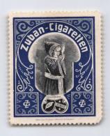 Zuban-Cigaretten - Erinnophilie