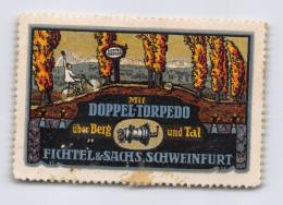 Fichtel & Sachs Schweinfurt - Doppel-Torpedo - Erinnophilie