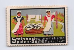 Steinbachs Aromatische Paten-Seife Marke Fest - Erinnophilie