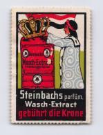 Steinbachs Parfüm Wasch-Extract Gebührt Die Krone - Erinnophilie