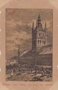 Ieper, Ypres, Les Halles, Le Jour De Marché (pk38814) - Ieper