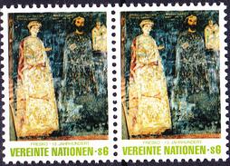 """UNO Wien Vienna Vienne - Kunst """"Kalojan Mit Seiner Frau"""" (MiNr: 19) 1981 - Postfrisch MNH - Unused Stamps"""