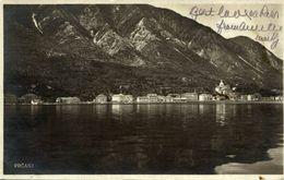MONTENEGRO. PRCANJ. REAL PHOTO - Montenegro