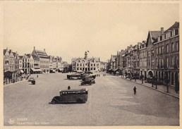 Ieper, Ypres, Groote Markt, Koning Albert (pk38820) - Ieper
