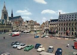 Ieper, Ypres, Grote Markt (pk38821) - Ieper