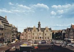 Ieper, Ypres, Grote Markt, Stadhuis En Gerechtshof (pl38831) - Ieper