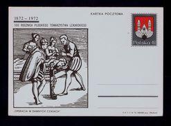 Santé Médecine Health Postal Stationery 1872-1972 POLOGNE Sp4725 - Medicine