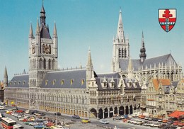 Ieper, Ypres, De Hallen (pl38832) - Ieper