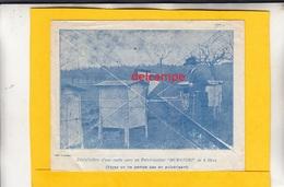 Enveloppe Publicitaire  Ancienne Avec Timbre - Superbe RUCHER Au Verso - Pulverisateurs MURATORI Au Recto - Advertising