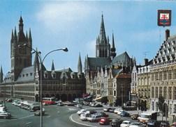 Ieper, Ypres, Grote Markt (pl38837) - Ieper
