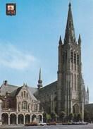 Ieper, Ypres, Schouwburg, St MaartensKathedraal  (pl38841) - Ieper