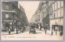 PARIS . La Rue Des Filles Du Calvaire . - Arrondissement: 03