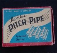 Accordeur Pour Spanish Guitar Pitch Pipe - Instruments De Musique