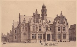 Ieper, Ypres, Vredespaleis (pl38846) - Ieper