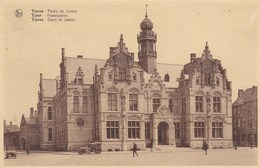 Ieper, Ypres, Vredespaleis (pl38847) - Ieper