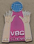 VOLLEYBALL CLUB WELSCHENROHR - VBG - BALLON - SUISSE -                     (5) - Volleyball
