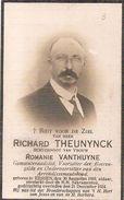 DP. RICHARD THEUNYNCK ° EESSEN 1869 - + 1924 - Religión & Esoterismo