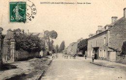 HOTTOT LES BAGUES  - Route De Caen - France