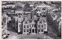 Ieper, Ypres, Gerechtshof, Panorama, VW Kever, Käfer, Coccinelle (pl38855) - Ieper