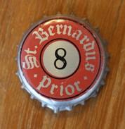 Bière Beer Bier Cerveza Cerveja Birra ST BERNARDUS PRIOR 8 - Bière