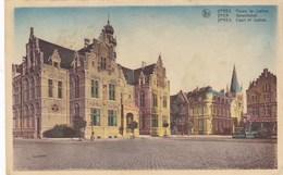 Ieper, Ypres, Palais De Justice, Gerechtshof (pl38856) - Ieper