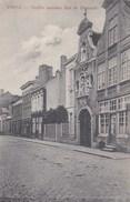 Ieper, Ypres, Vieilles Maisons, Rue De Dixmude (pl38857) - Ieper