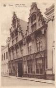 Ieper, Ypres, L'Hotel De Gand (pk38859) - Ieper