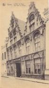 Ieper, Ypres, L'Hotel De Gand (pk38860) - Ieper