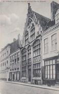 Ieper, Ypres, Vieilles Maison Gothique, Rue De Dixmude (pk38861) - Ieper