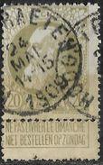 _7Be-586:N°75:: Type E11: HOOGSTRAETEN - 1905 Grosse Barbe