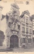 Ieper, Ypres, Vieilles Maison, Rue De Dixmude (pk38862) - Ieper
