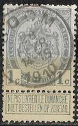 _7Be-584:N°81:: Type E11: BOOM - 1893-1907 Armoiries