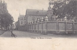 Ieper, Ypres, La Maison D'Aliénés (pk38865) - Ieper