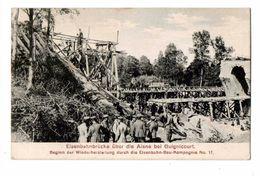 02-3022 GUIGNICOURT Pont Génie - Autres Communes