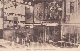 Ieper, Ypres, Intérieur De Maison Flamande (pk38868) - Ieper