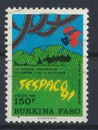 °°° BURKINA FASO - Y&T N°833 - 1991 °°° - Burkina Faso (1984-...)